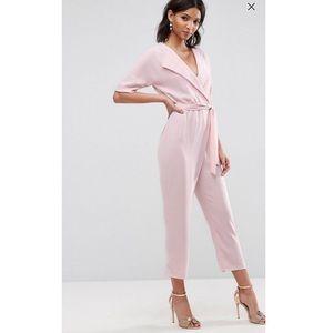 Light Pink Jumpsuit